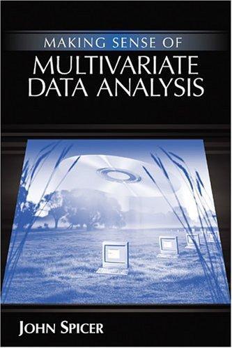 Download Making Sense of Multivariate Data Analysis