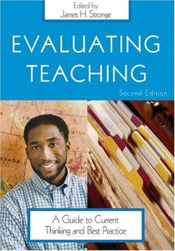 Evaluating Teaching