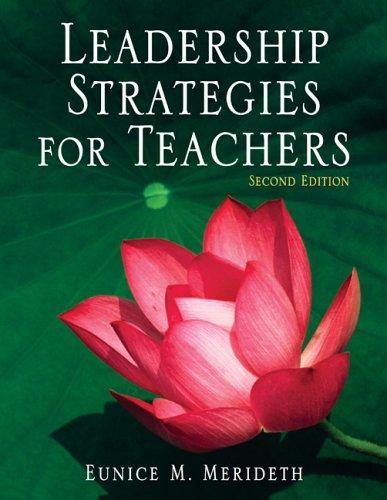 Download Leadership Strategies for Teachers