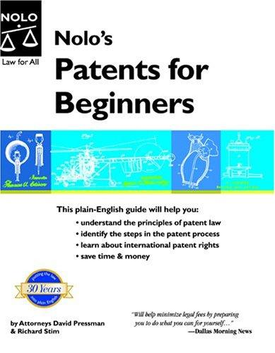 Download Nolo's patents for beginners